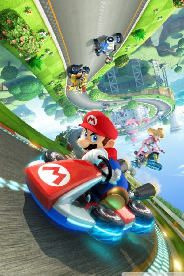 Nintendo launches its first mobile version of Mario Kart, enabling players to enjoy the game on the go.