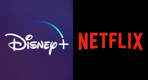Netflix's biggest competitor, Disney+, launched on November 12 to commercial success.