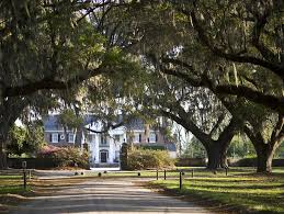 Boon Hall Plantation in Charleston