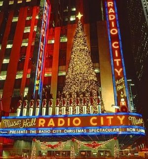 Radio City Music Hall Christmas Spectacular Performance