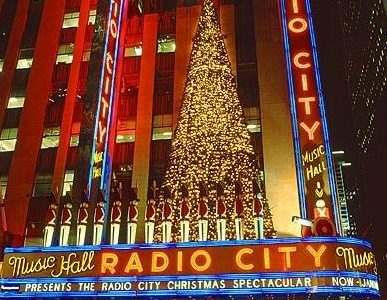 Students from The King's Academy Elite Choir look forward to travelling to New York during the Christmas season to open for the Radio City Rockettes.