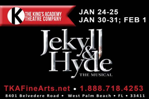 Jekyll and Hyde takes place on TKA
