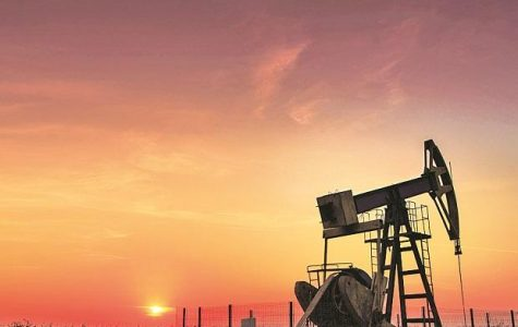 Drilling for crude oil is halted as there is no room to store this falling treasure. (Photo Credit: Business Standard)