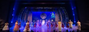 The grand finale of the Cinderella show. (Photo Credit: Mrs. Amber Loveland)