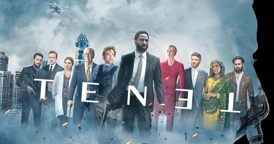 After an initial pushback of release, Tenet hit theaters on September 3rd. (Photo Credit: Warner Bros.)