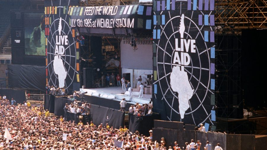 Band Aid and U.S.A. for Africa – How Celebrity Activism Can Raise Global Awareness for Global and Domestic Issuess.